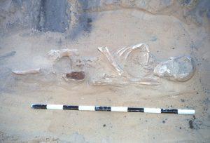 Deşi pe tot teritoriul Israelului se recuperează cu regularitate oseminte antice, precum acesta din Cezareea, nu s-a găsit nicio dovadă a uciderii miraculoase de către un înger a 185 000 de soldaţi