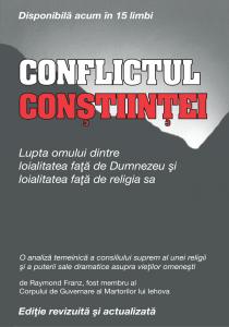 Coperta Conflictul conștiinței